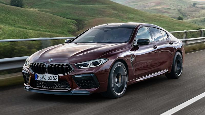 2020 BMW M8 Gran Coupe / Competition