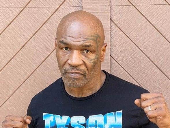 Mike Tyson is training for a comeback to the ring (miketyson)