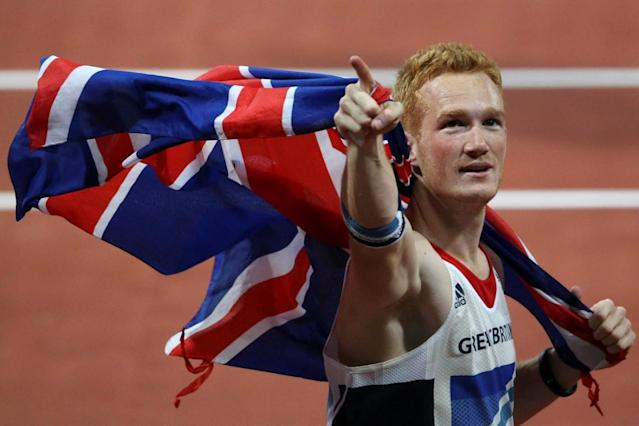 Greg Rutherford (Reuters)