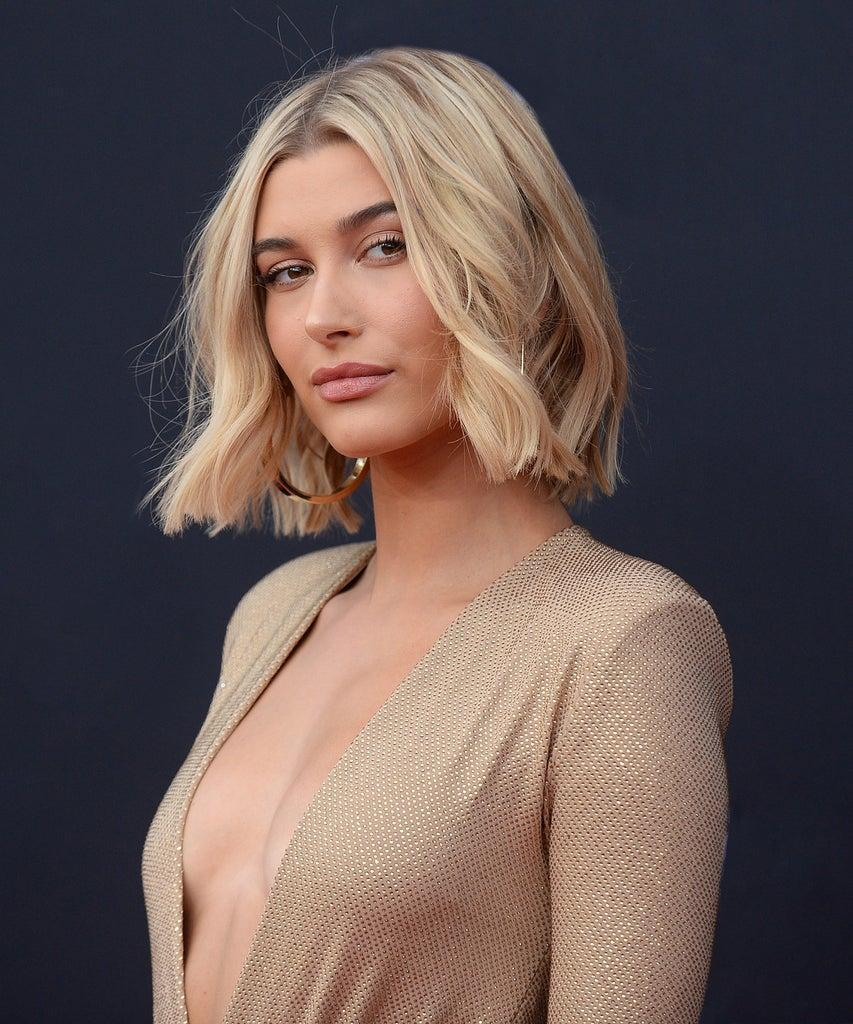 Mandatory Credit: Photo by Broadimage/Shutterstock (9686580do) Hailey Baldwin Billboard Music Awards, Arrivals, Las Vegas, USA – 20 May 2018 2018 Billboard Music Awards – Arrivals
