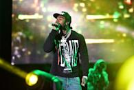 "<p>The rapper, born Bashar Barakah Jackson, was <a href=""https://variety.com/2020/music/news/rapper-pop-smoke-dead-1203507621/"" class=""link rapid-noclick-resp"" rel=""nofollow noopener"" target=""_blank"" data-ylk=""slk:killed by masked gunmen"">killed by masked gunmen</a> in a Los Angeles home invasion on Feb. 19. He was 20.</p>"