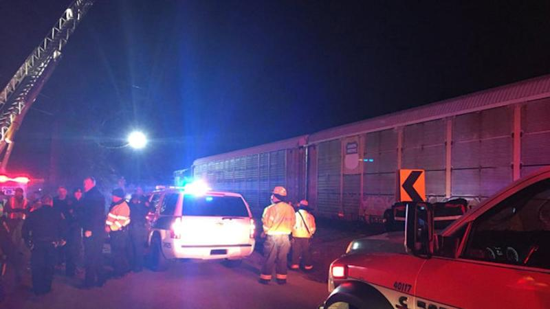 2 Dead, At Least 70 injured After Amtrak Train and Freight Train Collide