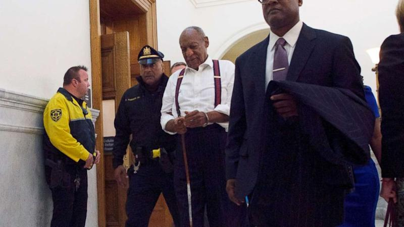 Bill Cosby sentenced to 3 to 10 years in state prison with no bail during appeals (ABC News)