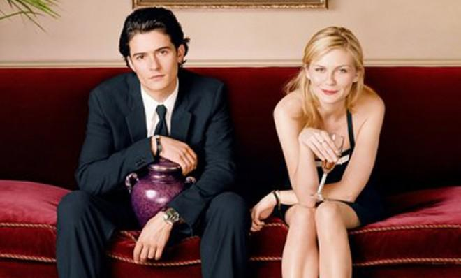 Kirsten Dunst's character in Elizabethtown was all quirk and no depth. What a Manic Pixie Dream Girl!