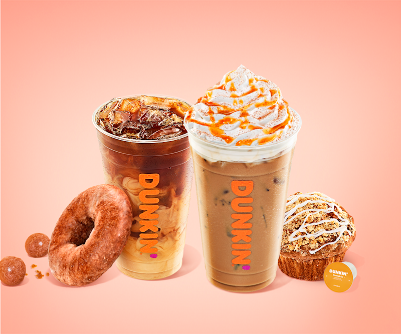 Dunkin' bringing back pumpkin spice coffee, donuts earlier than ever along with new PSL
