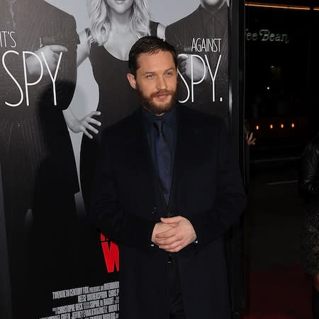 Tom Hardy: Ensemble cast was fabulous
