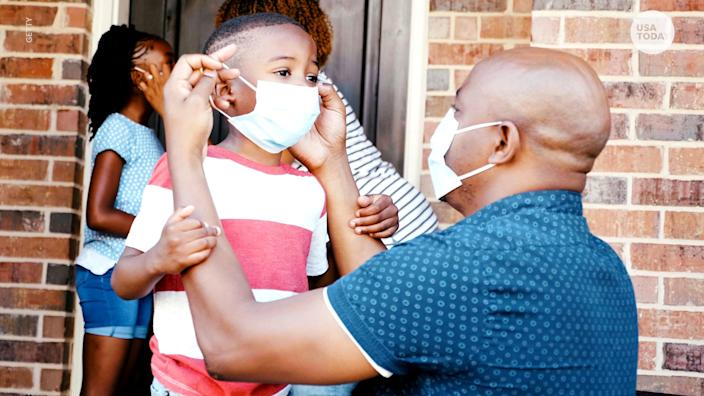 Here's how to care for your kids during the pandemic.