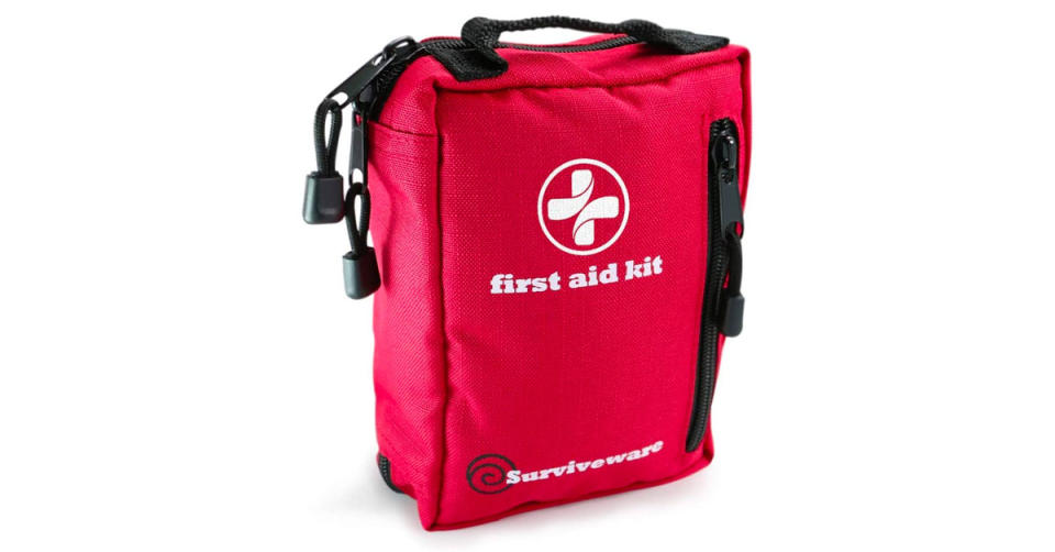 Surviveware Small First Aid Kit (Photo: Amazon)