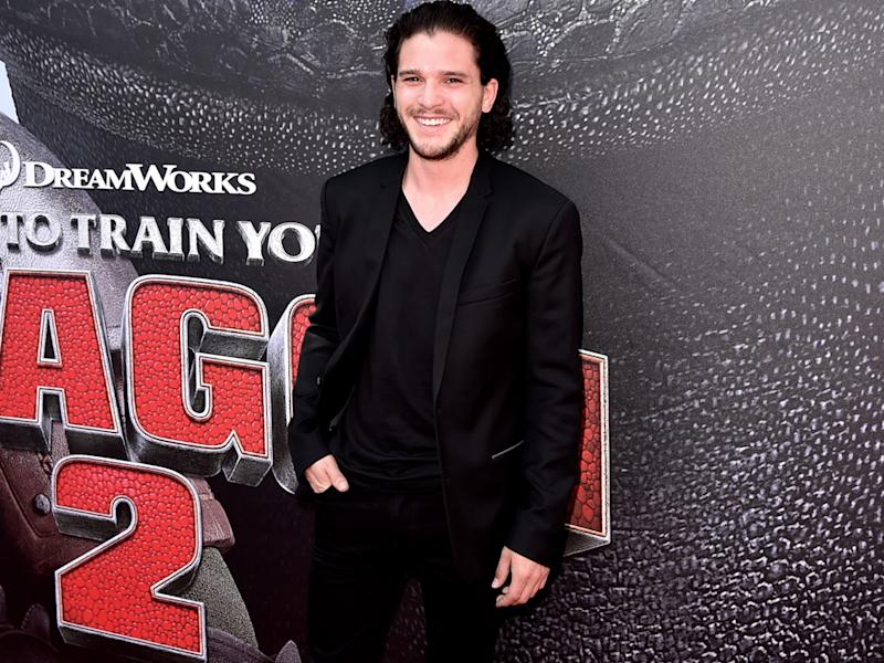 Kit Harington: GoT owns my hair
