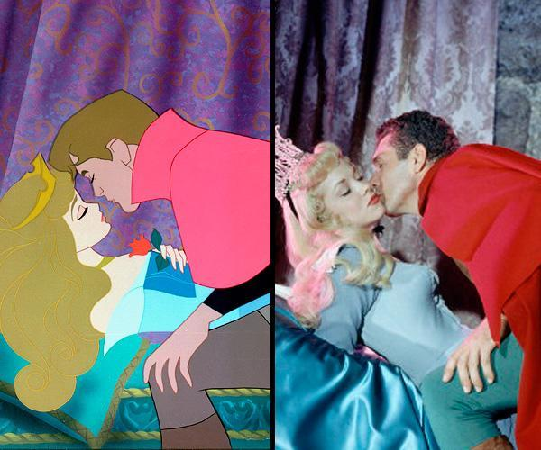 """<div class=""""caption-credit""""> Photo by: Walt Disney/Getty Images</div><b>Princess Aurora /Helene Stanley</b> <br> Disney tapped actress Helen Stanley to be the live action model for Aurora, from """"The Sleeping Beauty."""""""