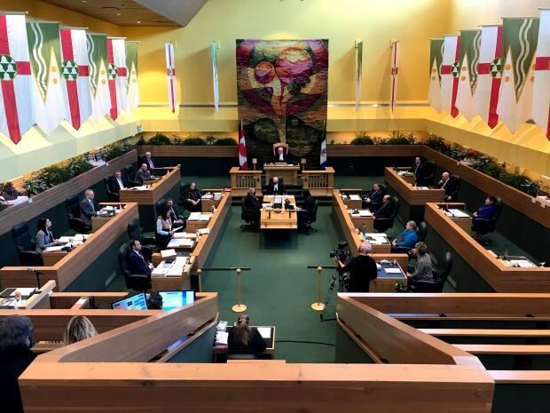 This budget comes as Yukon edges towarda territorial election. Premier Silver has repeatedly declined to offer hints as to when an election might be called, but all three parties are currently nominatingcandidates.