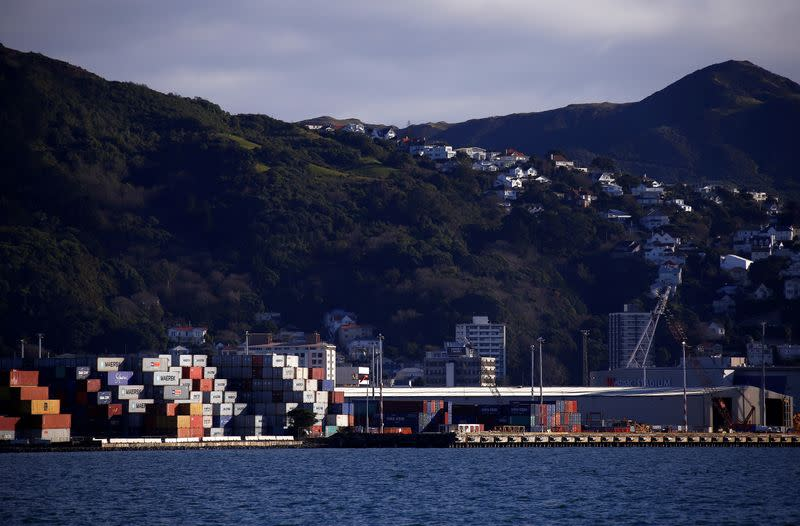 New Zealand's economy shrinks by most in three decades