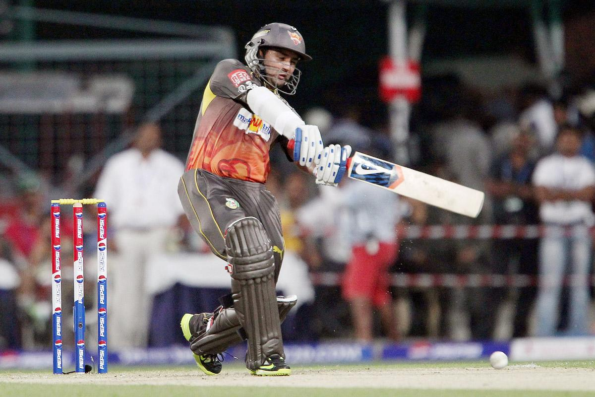 Parthiv Patel during match 17 of the Pepsi Indian Premier League between The Kolkata Knight Riders and the Sunrisers Hyderabad held at the Eden Gardens Stadium in Kolkata on the 14th April 2013. (BCCI)