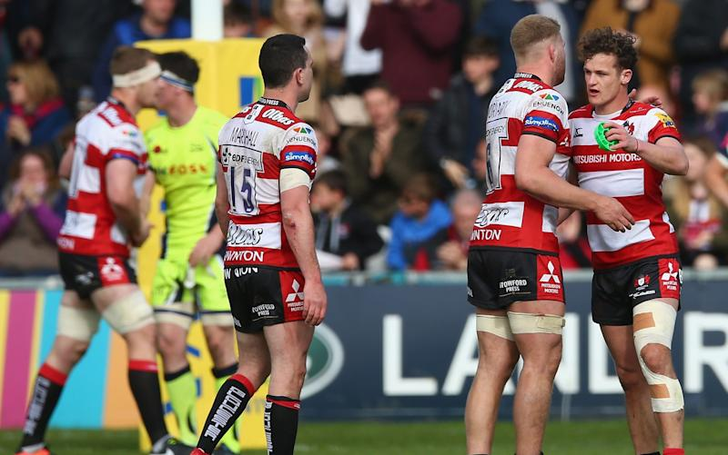 Gloucester have endured a tricky season on and off the pitch - Getty Images Europe