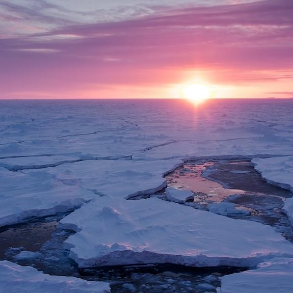 Growing Antarctic Ice Sheets May Have Sparked Ice Age