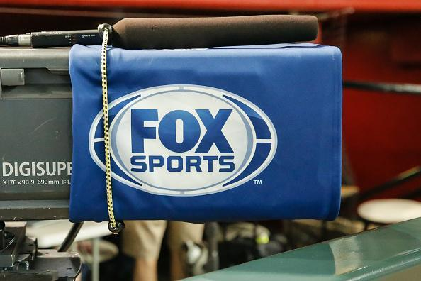 Logo do Fox Sports logo (Kevin Abele/Icon Sportswire via Getty Images)