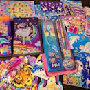 """<p>Lisa Frank stickers, pencils, folders, T-shirts, and more were all the rage.</p><p><a href=""""https://www.instagram.com/p/CDZH0eRpBGa/?utm_source=ig_embed&utm_campaign=loading"""" rel=""""nofollow noopener"""" target=""""_blank"""" data-ylk=""""slk:See the original post on Instagram"""" class=""""link rapid-noclick-resp"""">See the original post on Instagram</a></p>"""