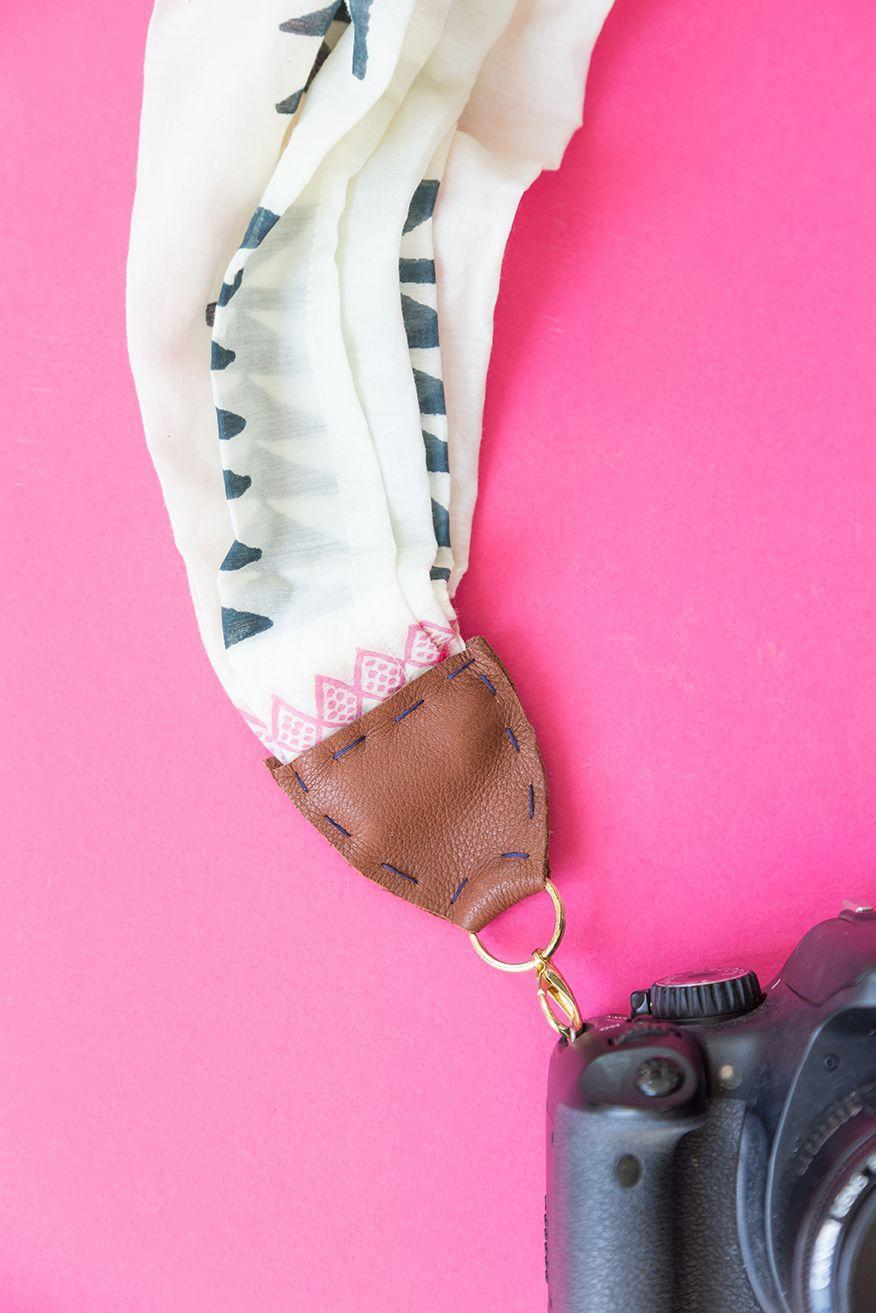 "<p>She's always bringing out the family camera to capture special moments, so why not give her a stylish accessory for it? </p><p><em><a href=""http://thehousethatlarsbuilt.com/2016/09/diy-camera-strap-from-a-scarf.html/"" rel=""nofollow noopener"" target=""_blank"" data-ylk=""slk:Get the tutorial at The House That Lars Built »"" class=""link rapid-noclick-resp"">Get the tutorial at The House That Lars Built »</a></em><br></p>"