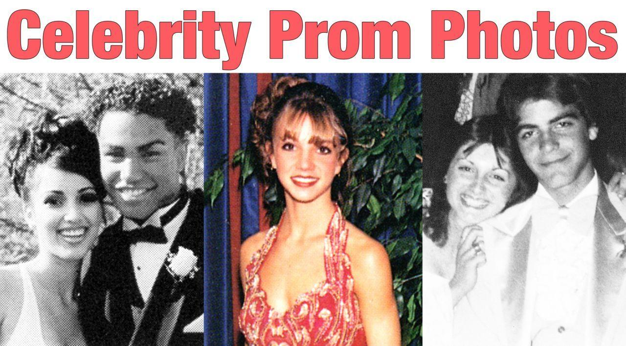 It's that time of year again! High school students across the country are getting decked out in the latest trendy looks for a night of dancing and photographs that will embarrass them for years to come. Celebrities are certainly part of that tradition. Just check out the prom pics of John Stamos, Matthew McConaughey, Amy Poehler, and more for proof.