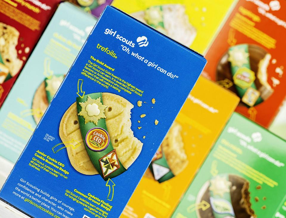 <p>Girl Scout cookie season is pretty much its own holiday. Once the green table-clothed tables hit supermarkets and big box stores nationwide, it can turn into an all-out battle for the last box of Samoas, er, Caramel DeLites. Whatever your region of the country calls them, the culty cookies are so popular that the organization created online ordering, because even though making your own can be fun it's just not the same. And while we figured out which cookies are best for your sign, everyone knows there is a hierarchy. Here is the objective ranking of the worst Girl Scout cookie...to the best. </p><p>Just a note, this is an all-time ranking, and not all these cookies are available every year. </p>