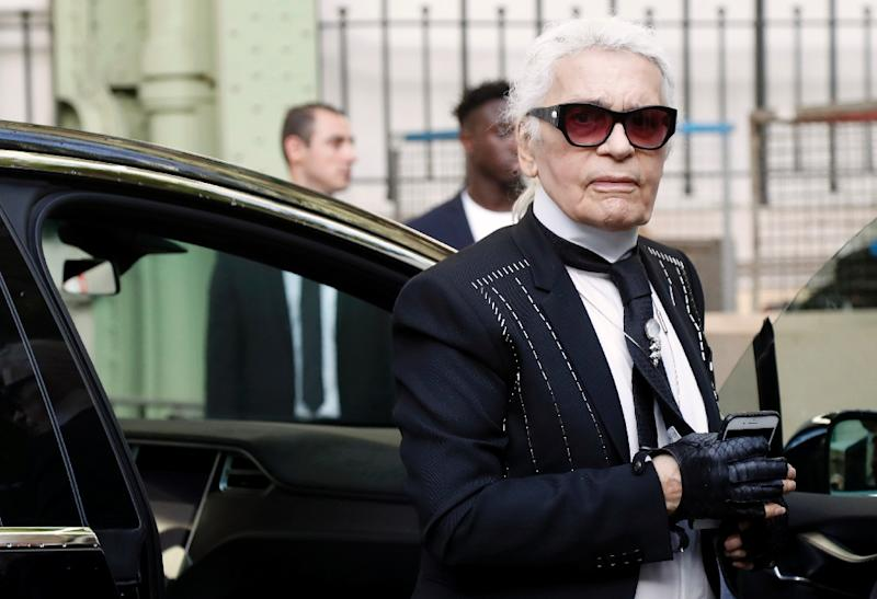 Veteran German fashion designer for Chanel, Karl Lagerfeld, sparked controversy by criticising Angela Merkel's decision to take in more than one million asylum seekers since the migrant crisis of 2015