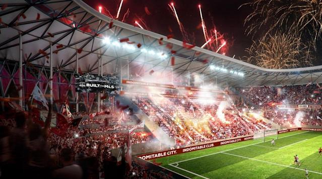 <p>Sacramento Republic has been pushing hard for an MLS team, with Don Garber acknowledging the USL side is one of the leaders of the pack for when the league expands to 28 teams.</p>