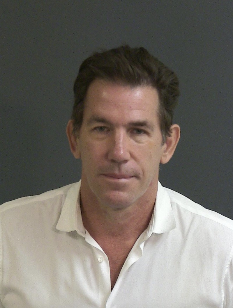Southern Charm' star Thomas Ravenel arrested