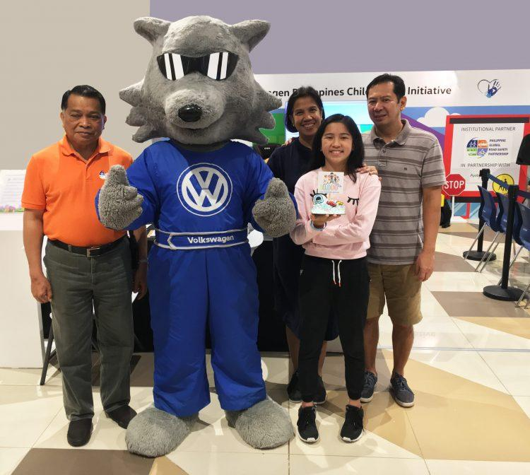 Volkswagen Philippines Child Safety Initiative