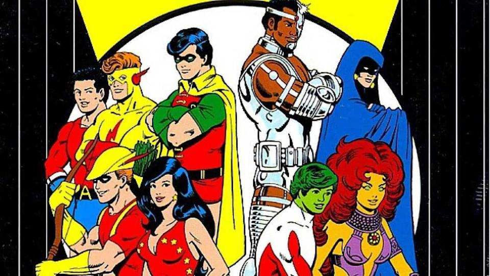 #ComicBytes: Best stories of Justice League younger version, Teen Titans
