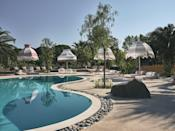 """<p>Follow Liadis' advice and book your stay in Greece's gorgeous northern region of Halkidiki, a beloved destination by locals and home to Thessaloniki, Greece's second-largest city. We're smitten with <a href=""""https://ekies.gr/"""" rel=""""nofollow noopener"""" target=""""_blank"""" data-ylk=""""slk:Ekies All Senses Resort"""" class=""""link rapid-noclick-resp"""">Ekies All Senses Resort</a>, a design-centric hotel in Sithonia, one of the region's three peninsulas that features award-winning cuisine and is an excellent option for families. An eco-friendly spa, picnic lunch cruises around nearby islands, and a charming poolside bar round out the amenities. </p><p>We're also smitten with the Cycladic islands of Paros and Naxos, which offer the luxury and charm of more populated locales with a bit more seclusion and opportunities for cultural immersion. You'll want to bring an extra bag to take home after a stay at <a href=""""https://pariliohotelparos.com/"""" rel=""""nofollow noopener"""" target=""""_blank"""" data-ylk=""""slk:Parīlo Hotel"""" class=""""link rapid-noclick-resp"""">Parīlo Hotel</a>, a design-focused hotel that hosts a fabulous shop of local antiques and crafts curated by <a href=""""https://www.veranda.com/home-decorators/a35916473/andria-mitsakos-anthologist/"""" rel=""""nofollow noopener"""" target=""""_blank"""" data-ylk=""""slk:Andria Mitsakos"""" class=""""link rapid-noclick-resp"""">Andria Mitsakos</a>. </p>"""