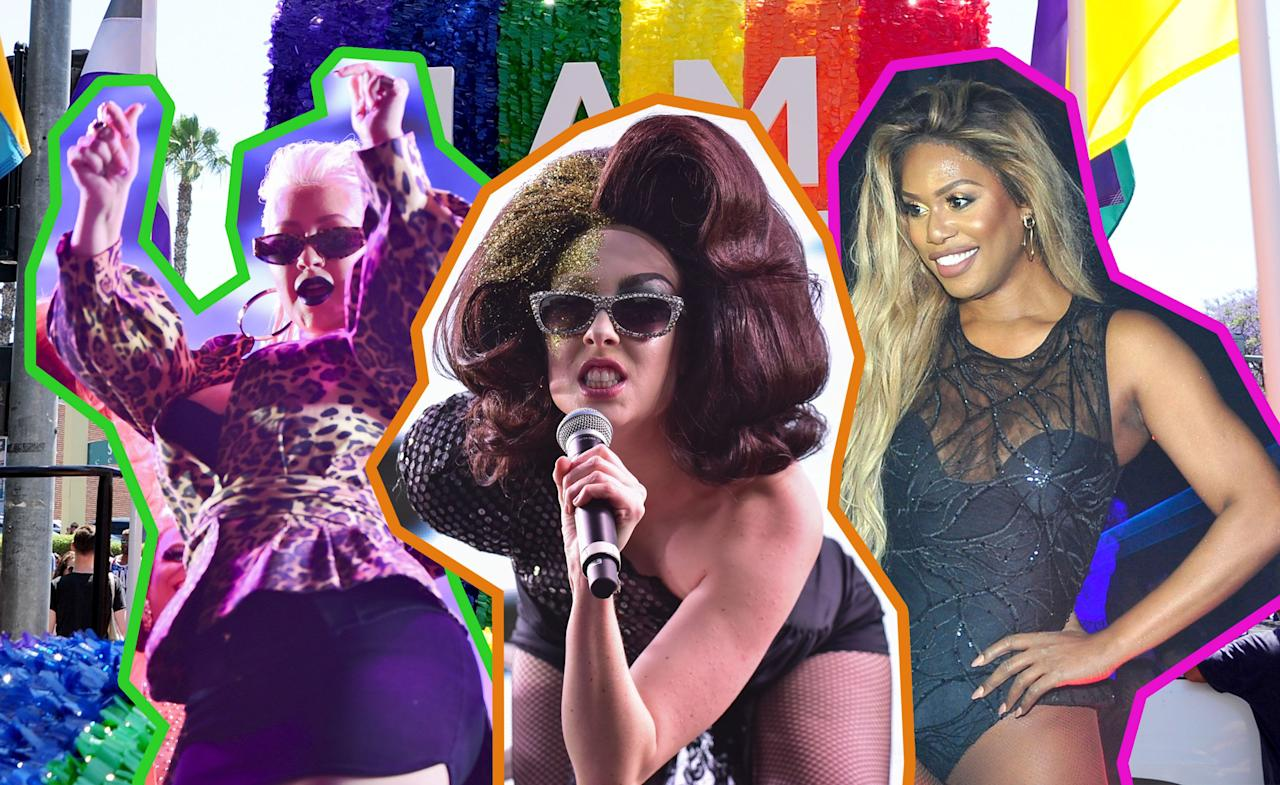 <p>Happy Pride Month! Check out a selection of some of the best pictures from the biggest parties and performances across the globe to mark the festivities.</p>