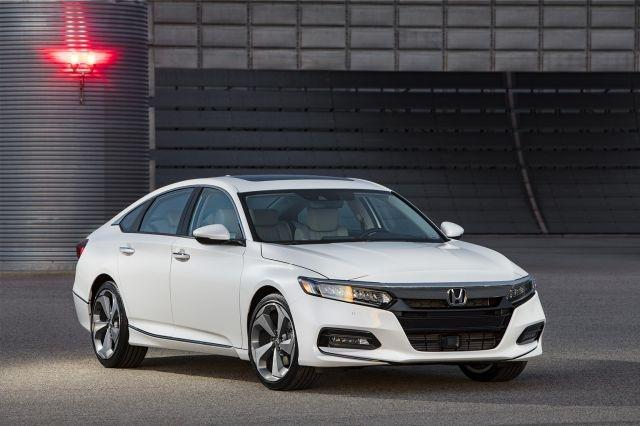 Honda has radically redesigned the Accord for 2018
