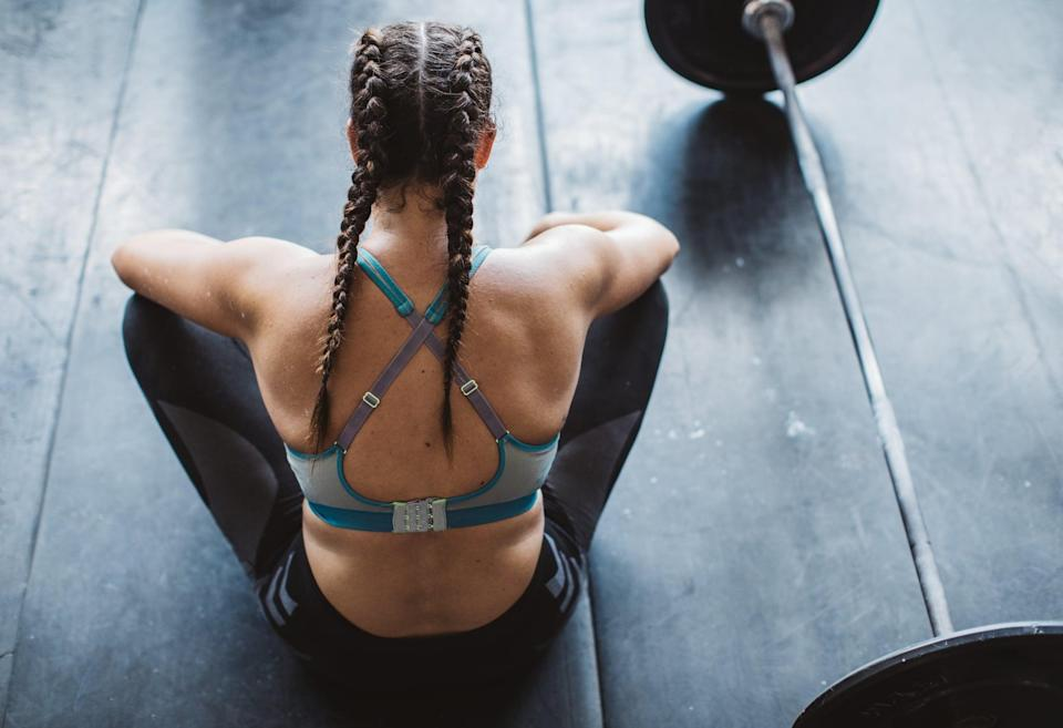 """<p>""""It is absolutely fine to only lift weights to promote fat loss,"""" Chag told POPSUGAR. (If you despise running, take a moment to celebrate. Now back to burning fat.) However, if you're trying to <a href=""""https://www.popsugar.com/fitness/Expert-Tips-Burning-Fat-Building-Muscle-45983565"""" class=""""link rapid-noclick-resp"""" rel=""""nofollow noopener"""" target=""""_blank"""" data-ylk=""""slk:burn fat faster"""">burn fat <em>faster</em></a>, you won't want to cut out cardio completely. """"Adding some <a href=""""https://www.popsugar.com/fitness/Best-YouTube-Cardio-Workouts-45945954"""" class=""""link rapid-noclick-resp"""" rel=""""nofollow noopener"""" target=""""_blank"""" data-ylk=""""slk:cardiovascular work"""">cardiovascular work</a> and making small changes to [your] diet will create a more well-balanced routine and may lead to faster results,"""" she said.</p> <p>But if cardio really isn't your thing, """"Lifting weights alone is absolutely fine, actually it's great,"""" Chag explained. """"But adding in cardio and modifying [your] diet will be even better.""""</p>"""