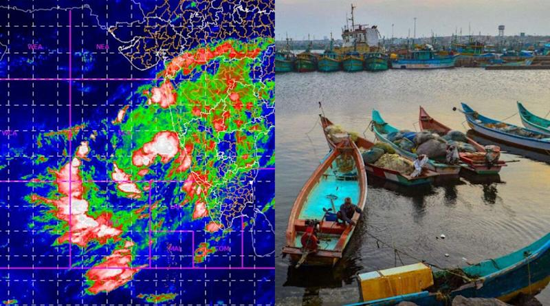 Landfall Underway Along Maharashtra Coast, Storm Hits Alibaug, Winds and Rains Escalate in Mumbai: Cyclone Nisarga Live Tracker And News Updates