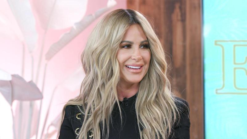 Here's How Kim Zolciak Biermann Managed to Spend $35,000 on Just a Couch (Exclusive)