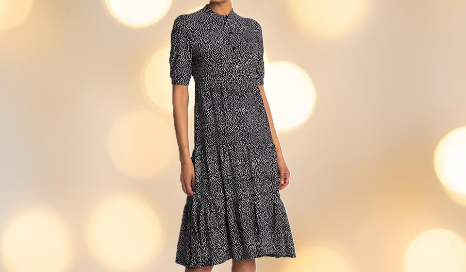 Available in a variety of ditsy prints. (Photo: Nordstrom Rack)