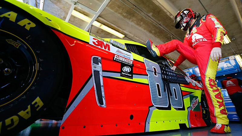 NASCAR race results: Dale Earnhardt Jr. cool with top-five finish after A/C woes at Texas