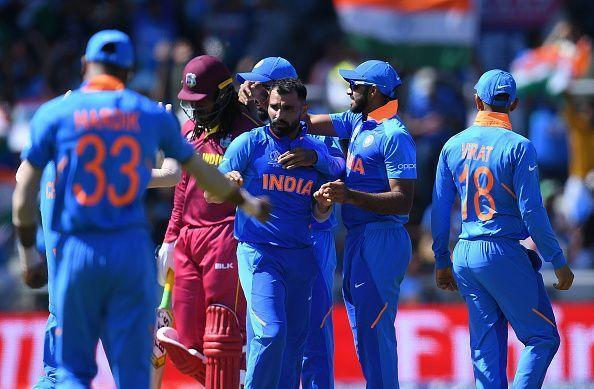India will host West Indies in ODI and T20I series.