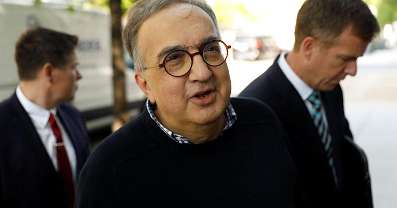 Read how Fiat Chrysler's president told employees that CEO Sergio Marchionne was being replaced