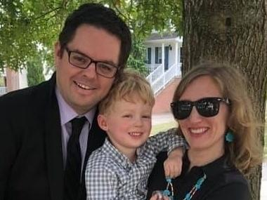 Eric DeGrechie moved to Chicago in 2014 with his wife, Natalie, and resides here with their son, Gavin, 3.