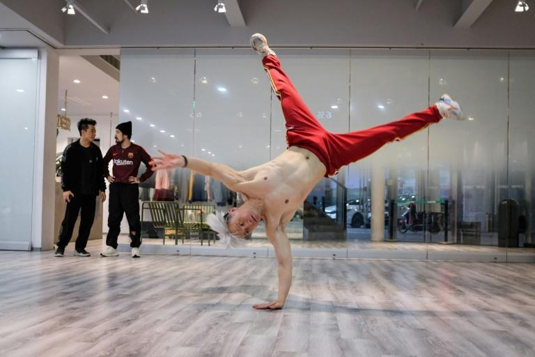 Wang 'Danny' Shenjiong, was head coach of China's national breakdancing team at the 2018 Youth Olympic Games