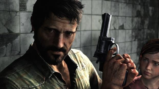 A scene from the critically acclaimed video game The Last of Us, which is set in a post-apocalyptic world and focuses on Joel, a hardened survivor hired to smuggle teenager Ellie out of an 'oppressive quarantine zone.' An HBO television adaptation of the video games is set to begin shooting in the Calgary area this July. (Naughty Dog/Sony Computer Entertainment America/Associated Press - image credit)