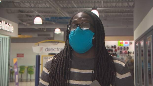 Zakiya Tafari, who's with the African Food Basket said his food program, Black Food Toronto, went from supporting 80 households a week to 500 households in the second lockdown of the pandemic.