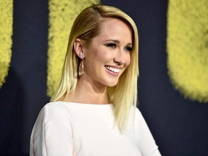 "Anna Camp has tested negative for COVID-19. <p class=""copyright"">Alberto E. Rodriguez/Getty Images</p>"