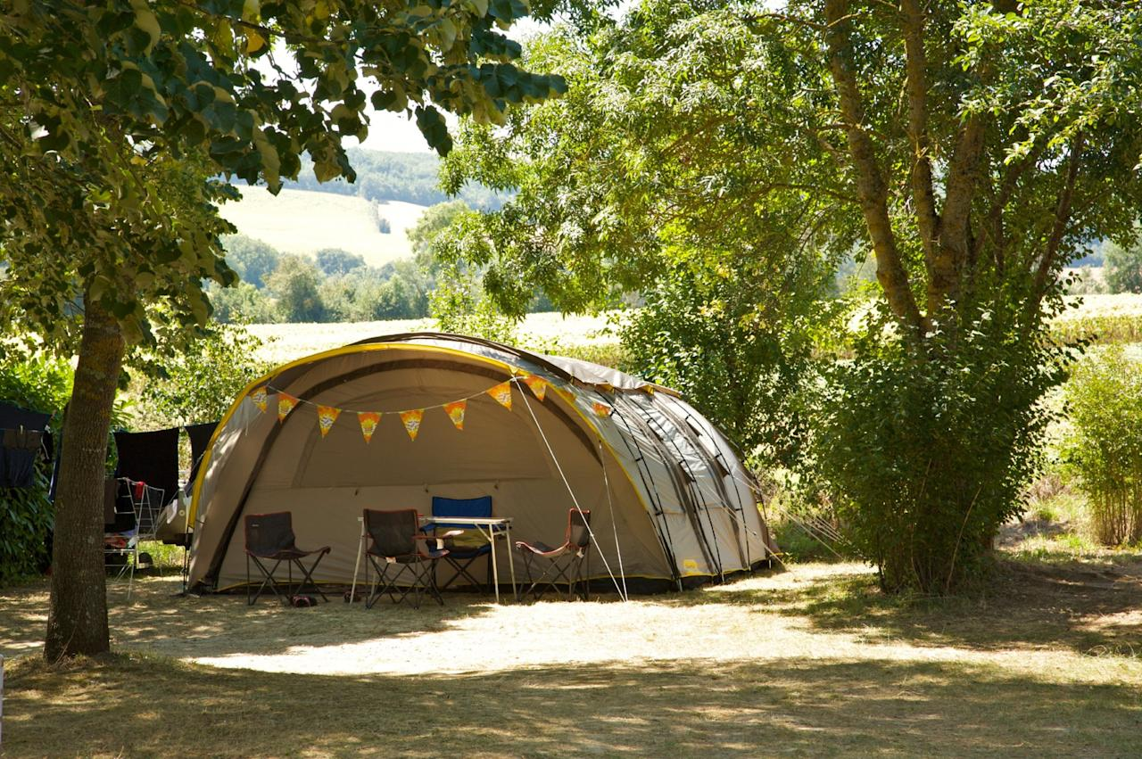 "<p><span>Surrounded by sunflower fields and vineyards, in the grounds of an old farm in the Gascony valley, </span><a rel=""nofollow"" href=""https://coolcamping.com/campsites/europe/france/west-france/midi-pyrenees/1480-domaine-les-angeles""><span>this family-run campsite</span></a><span> has a swimming pool, paddling pool and playground – with a relaxed atmosphere to boot. The local cuisine, including foie gras, is a particular highlight. A tent and two people from €15 (£13). [Photo: Cool Camping]</span> </p>"