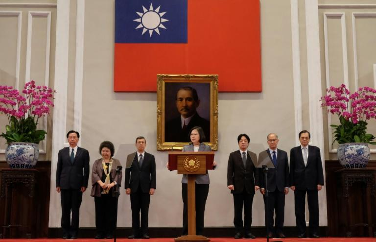 Taiwan's President Tsai Ing-wen has refused to bow to Beijing's demand to recognise the island as part of 'one China'