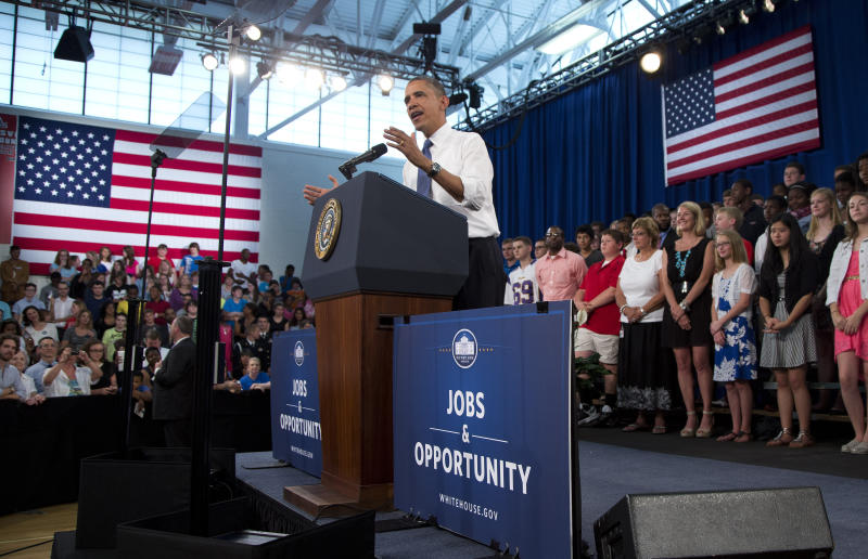 Obama likely to miss goal of doubling exports