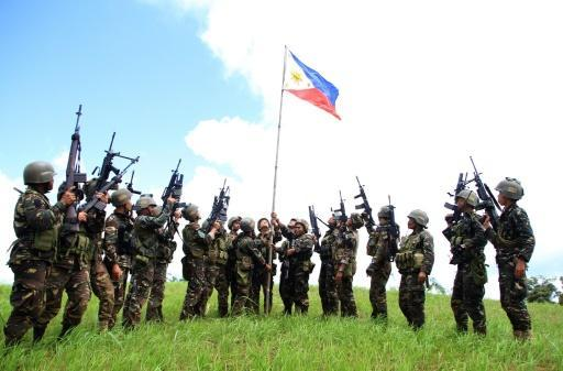 Foreign extremists killed in Philippine clash: military