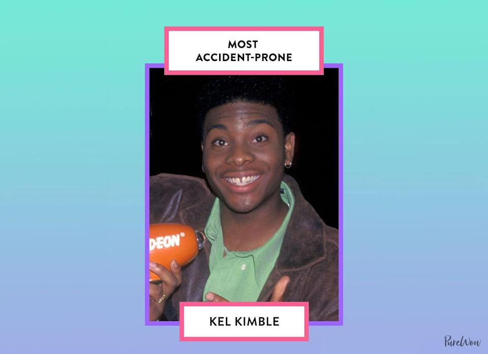 <p>Our favorite orange soda enthusiast could barely take a few steps without wreaking total havoc on his surroundings, but his good-natured humor and loyalty to Kenan more than made up for it.</p>
