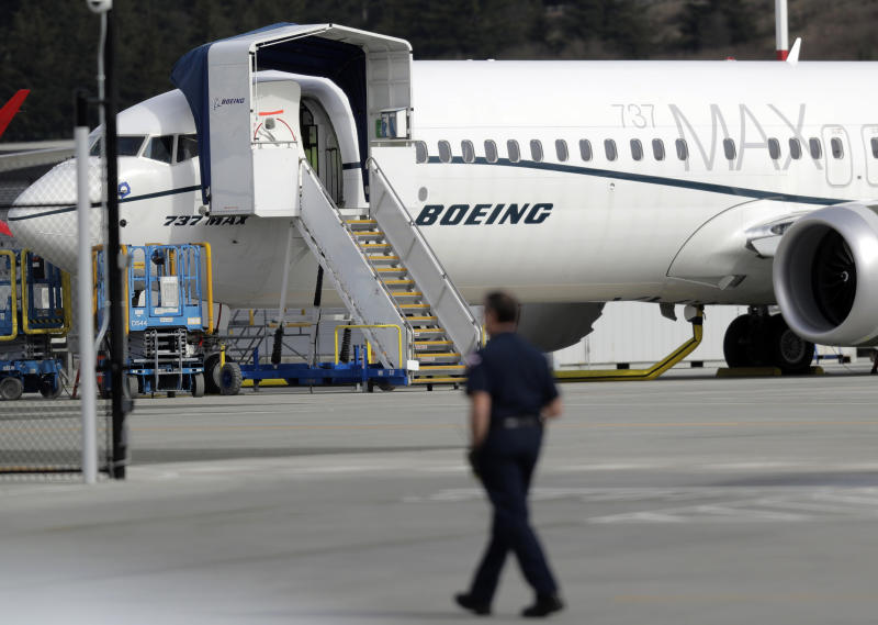 Boeing to release software update, pilot training for 737 MAX soon